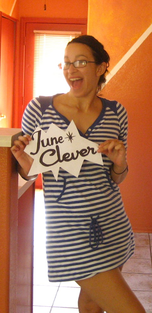 june clever