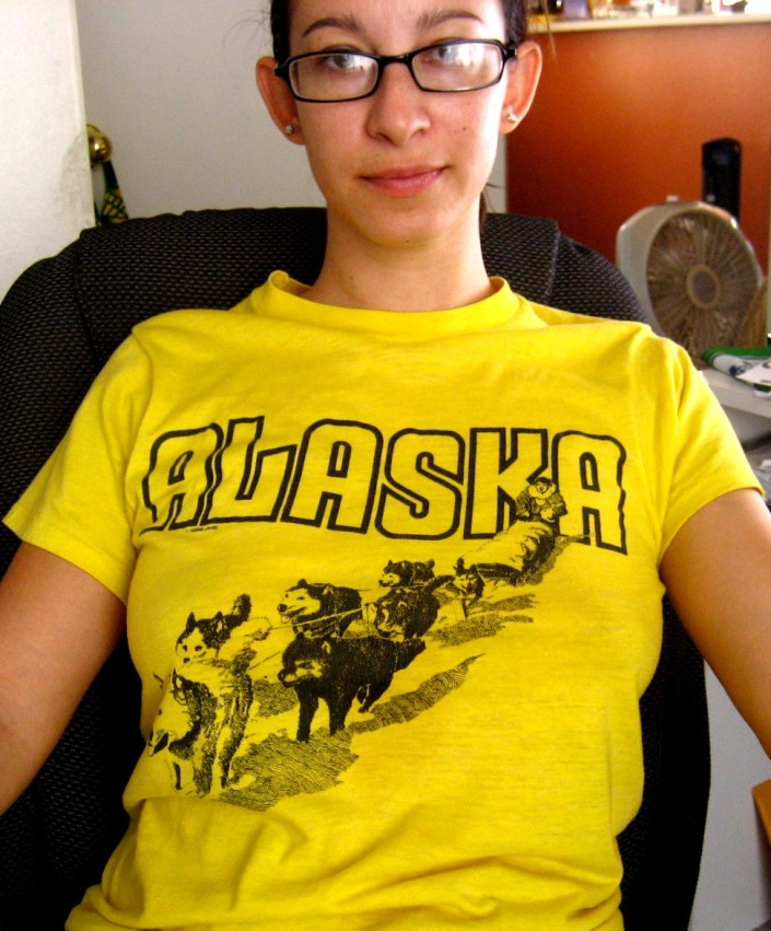 1985 alaskan shirt