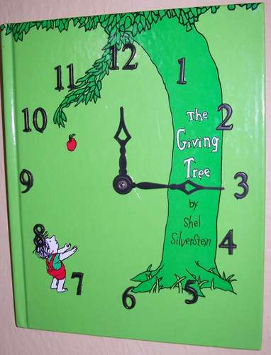 the giving clock