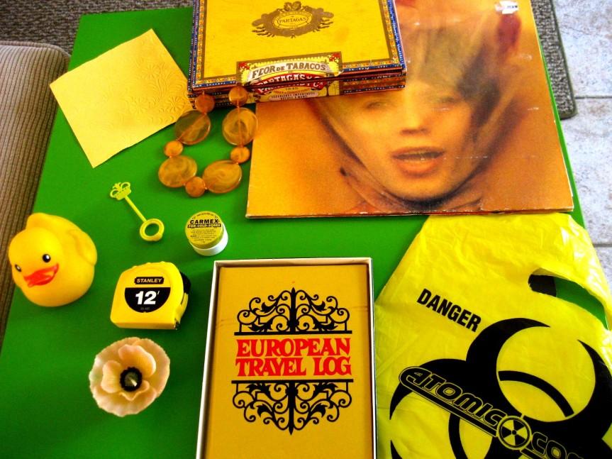 Yellow amalgamation