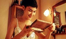 amelie and the box