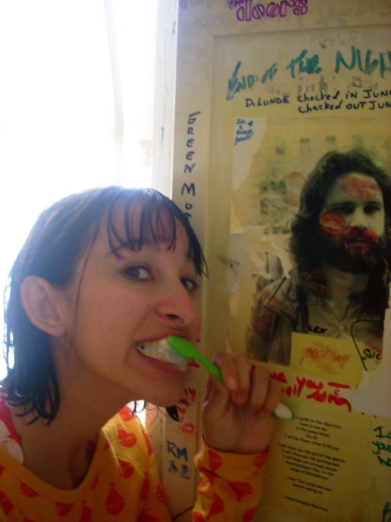 me and jim bathroom