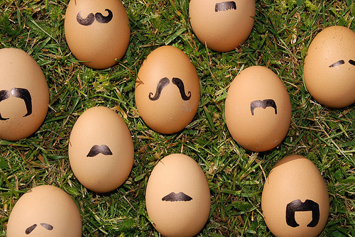 movember eggs