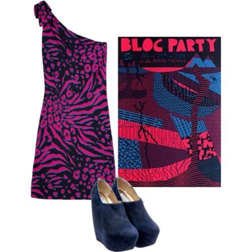 bloc party set