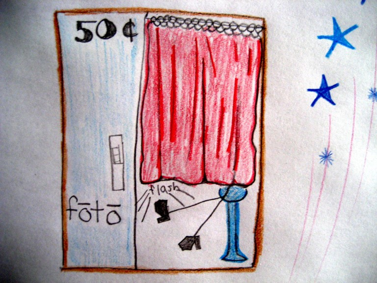 fall list photobooth