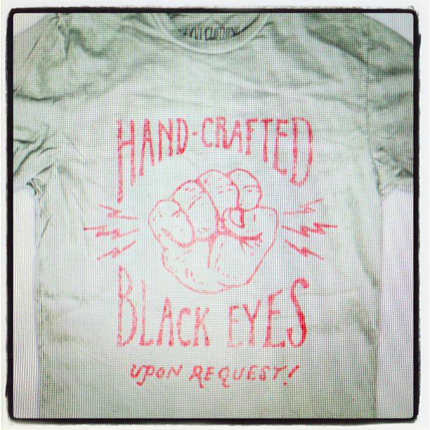 hc black eyes