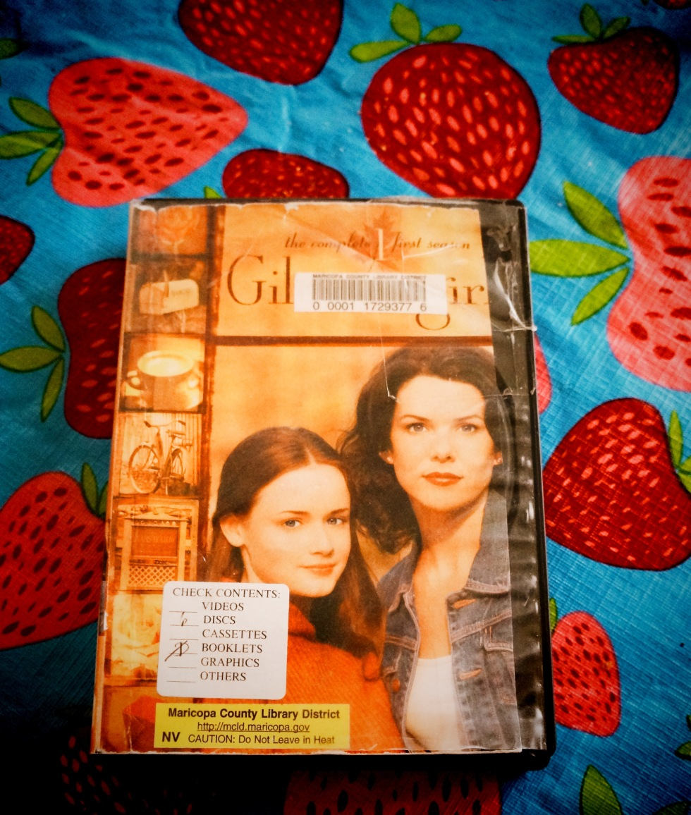 gilmore-dvd