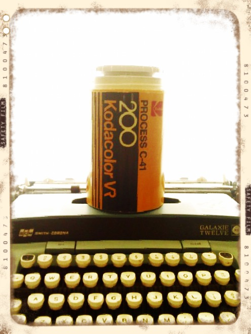kodak-thermos-on-typewriter