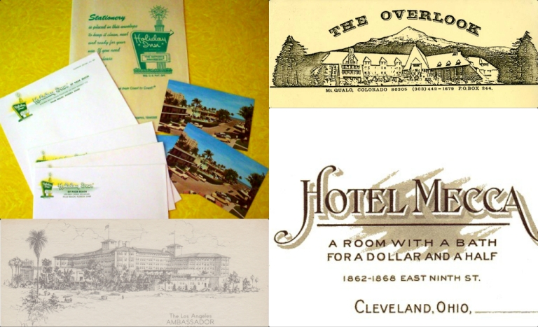 hotel-stationery-collage