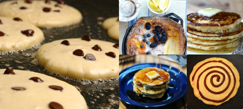 pancake-collage