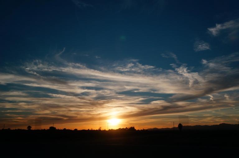 skyline-desert