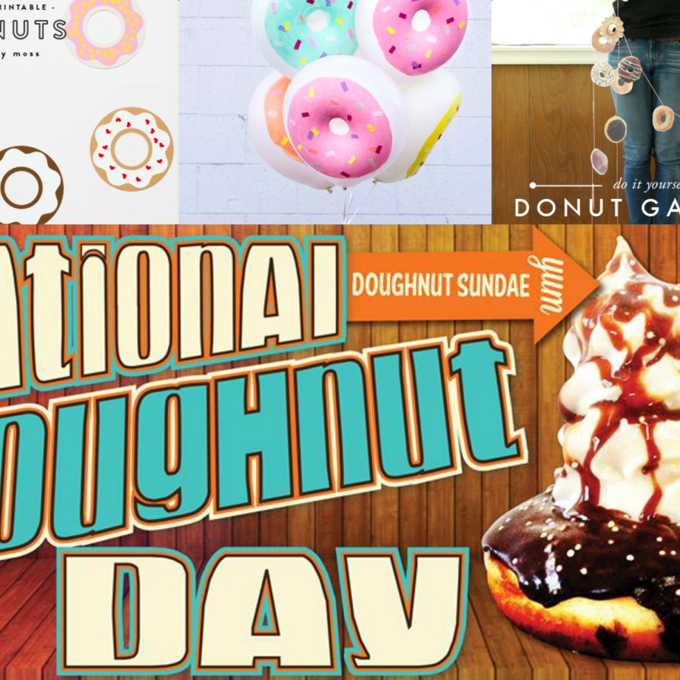 donut-day-collage