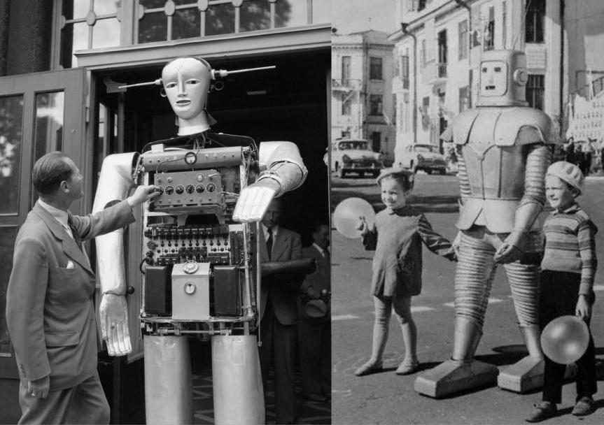 vintage-robots
